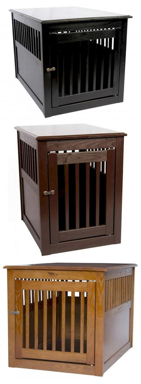 Pinterest o the worlds catalog of ideas for High end dog crates