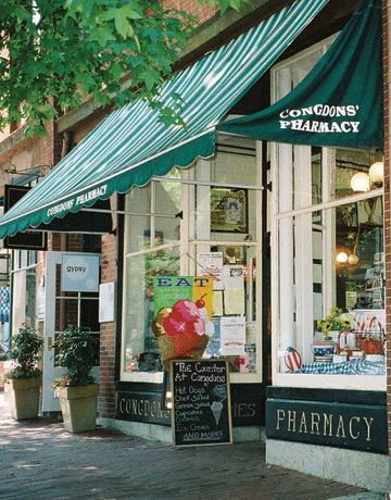 Congdon's Pharmacy Nantucket MA - great place :) - mas info #farmacias en http://pinterest.com/farmagestion/