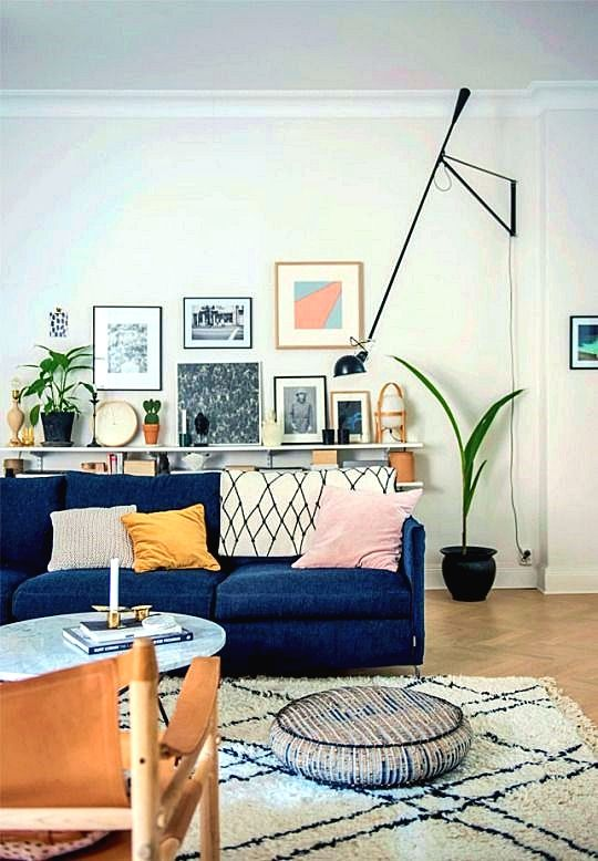 Living Room Layouts How To Arrange Furniture Crate And Barrel Blue Sofas Living Room Blue Couch Living Room Blue Sofa Living