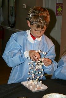 mad scientist molecule activity