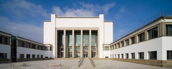 Peter Kulka Architektur - Deutsches Hygiene-Museum - Dresden