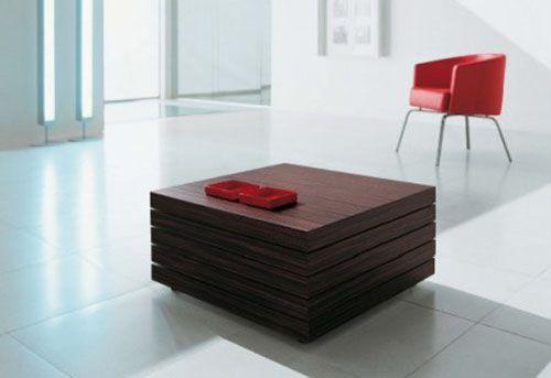Mesas pequeñas y modernas, con ideas de almacenamiento . No hay duda de que las mesas de café son una parte importante de los muebles de hog...