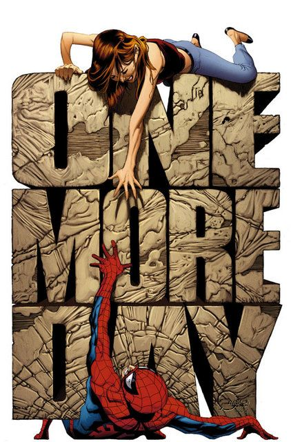 Spider-Man: One More Day by Joe Quesada: