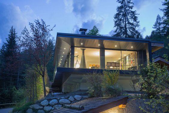 Refugio de montaña convertida en segunda residencia