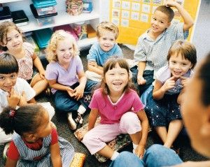 The Once Upon a Time Reading Program is a literacy program that brings volunteer readers into your child care center to read and lead literacy activities with the children.