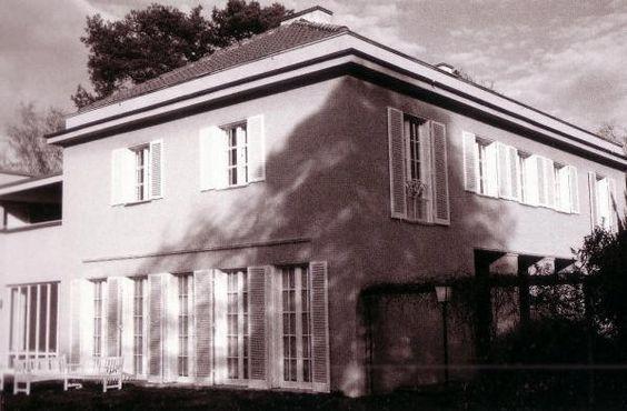 mies van der rohe haus perls berlin 1911 mies van. Black Bedroom Furniture Sets. Home Design Ideas