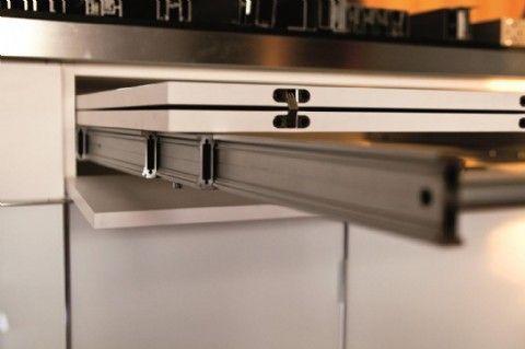 Image Result For Pop Up Folding Desk Table Frame Sliding Table