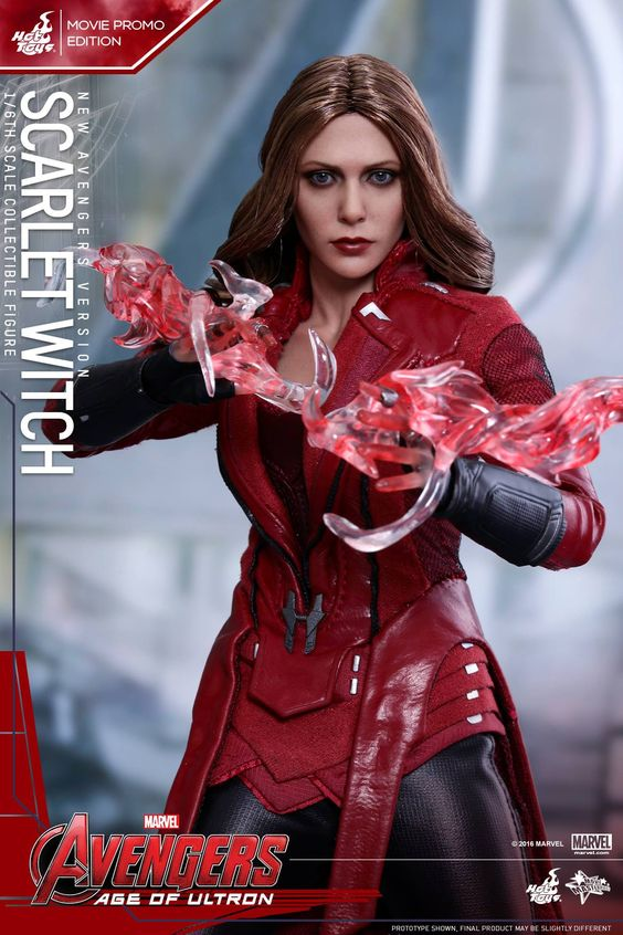 Hot Toys AoU New Avengers Scarlet Witch 010