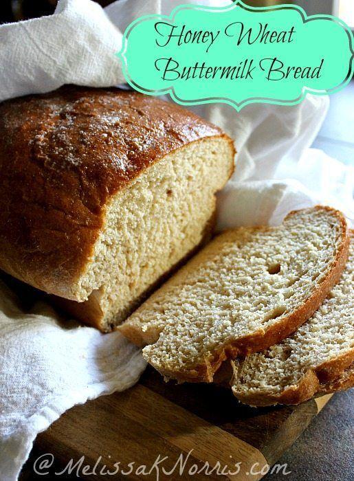 Honey Whole Wheat Buttermilk Sandwich Bread Recipe In 2020 Sandwich Bread Recipes Buttermilk Bread Wheat Sandwich Bread Recipe