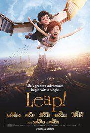 Leap! Ballerina (2016) Poster