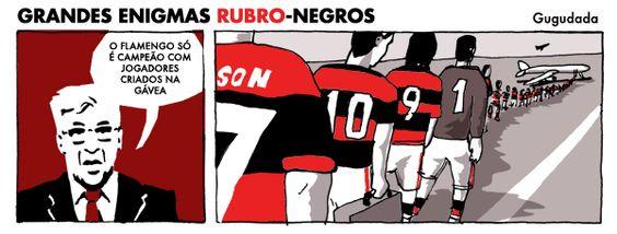 Grandes Enigmas Rubro-Negros