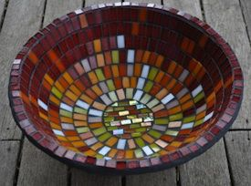 Mosaic Art & Craft Project Ideas - Mosaics, Mosaic Tiles & Mosaic Supplies Buy Online, How to Mosaic Art Craft