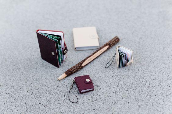 Mini Fotoalbum **-To Go-** Schlüsselanhänger 1 Stück   * Mini | Federleicht: 3,0…
