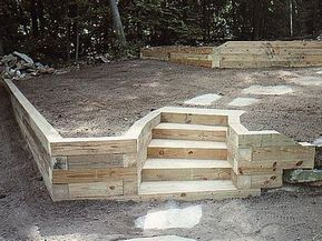 60 Best Landscape Timber Ideas For Your Dream Lawn Enjoy Your