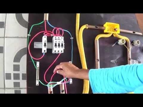 Aprenda Agora Como Fazer Instalação Elétrica Residencial Prof.Jonias - YouTube
