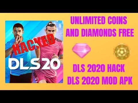 Dream League Soccer 2020 Hack Dls 2020 Mod Apk Free Coins And Diamonds Youtube In 2020 Game Download Free Download Hacks Play Soccer