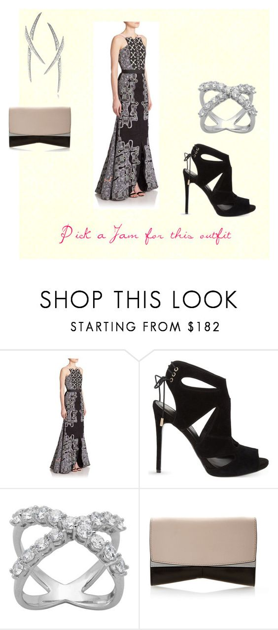 """""""Untitled #2083"""" by pampire ❤ liked on Polyvore featuring Peter Pilotto, KG Kurt Geiger, Narciso Rodriguez and Eshvi"""