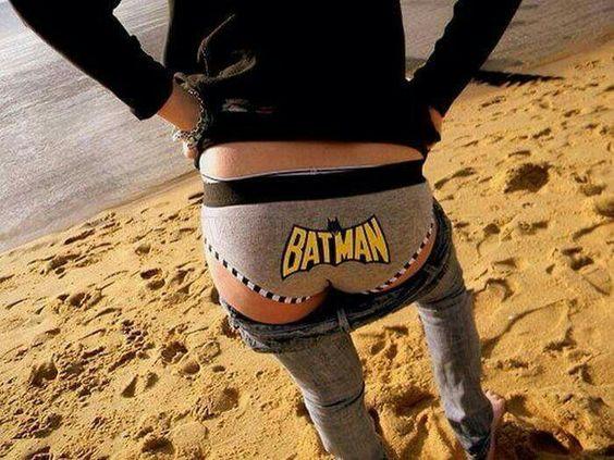 ELB Everybody loves Batman!