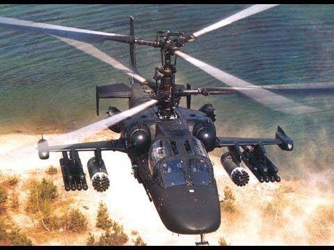 Вертолет Ка-52 способен противостоять целой армии. 2013-The Ka-52 is able to withstand a whole army. 2013