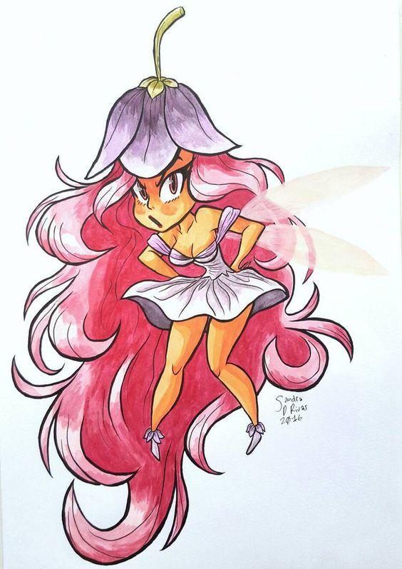 Pouty Fairy