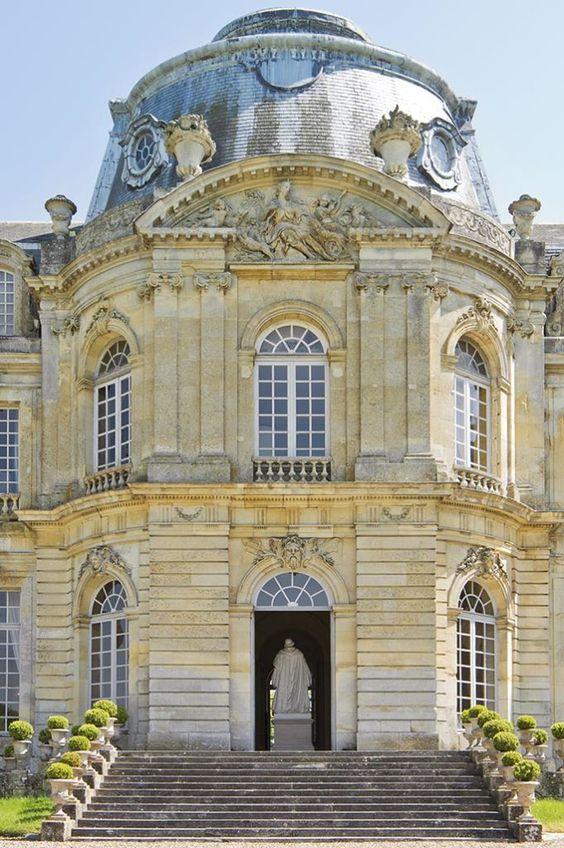 Habitually Chic® » C'est Chic at Chateau de Champlatreux
