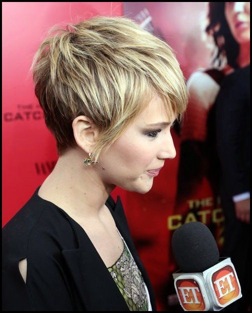 20 Trendige Kurzhaarfrisuren Fruhling Und Sommer Haarschnitt Bob Frisuren Haarschnitt Kurz Kurze Haare Modell Jennifer Lawrence Kurze Haare