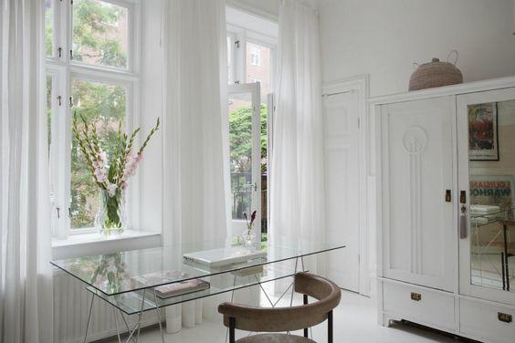 Clásico actualizado: Una preciosa vivienda en donde lo clásico se mezcla a la perfección con lo moderno.