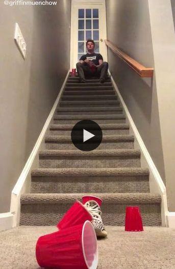 Faça isso na escada e serás muito feliz