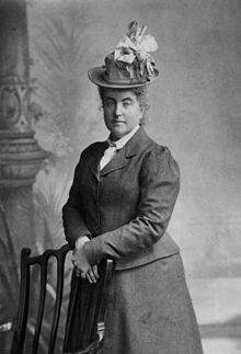 Fanny Bullock Workman (January 8, 1859 – January 22, 1925) was an American geographer, cartographer, explorer, travel writer, and mountaineer, notably in the Himalayas. She was one of the first female professional mountaineers; she not only explored but also wrote about her adventures. She set several women's altitude records, published eight travel books with her husband, and championed women's rights and women's suffrage.