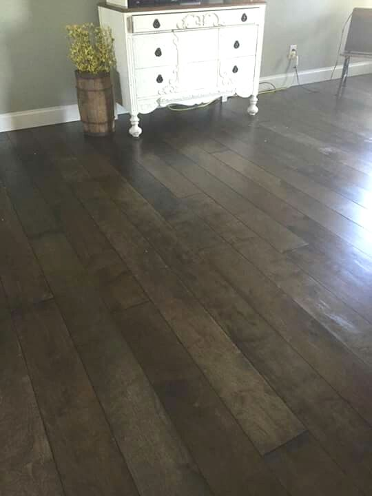 Heritage Mill Red Oak Natural 3 8 In Thick X 6 1 2 In Wide X Random Length Engineered Hardwo Hardwood Floors Engineered Hardwood Flooring Engineered Hardwood