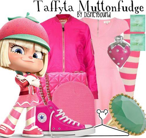 Taffyta Muttonfudge by DisneyBound