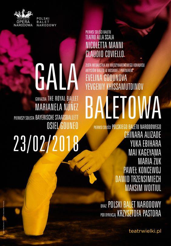 Gala Baletowa - Teatr Wielki - Opera Narodowa