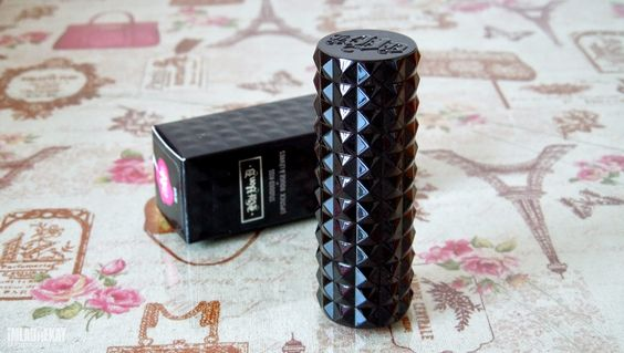 ♥ imladiiekay | NZ Beauty Blog: KAT VON D Studded Kiss Lipstick Sexer ♥ Review + Swatches #makeup #lipstick #katvond #studdedkiss #pink #sexer