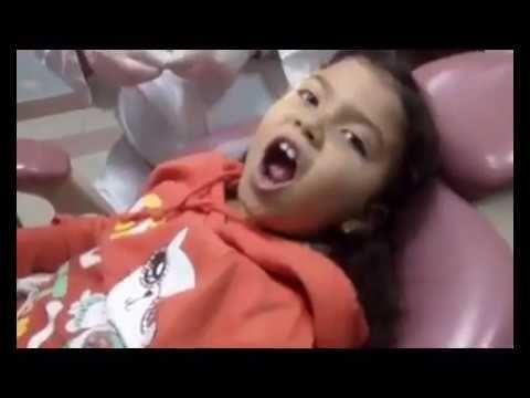 يابابا اسنانى واوا ودينى عند الطبيب Baby Face Face Baby