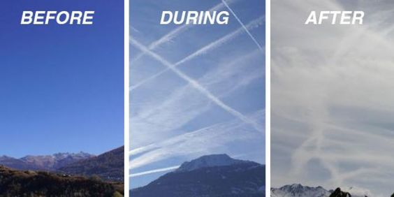 End Of Story: Chemtrails Are Not A 'Conspiracy Theory':