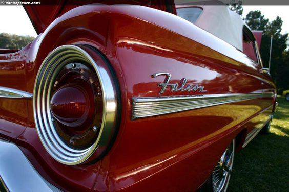 '63 Ford Falcon Futura