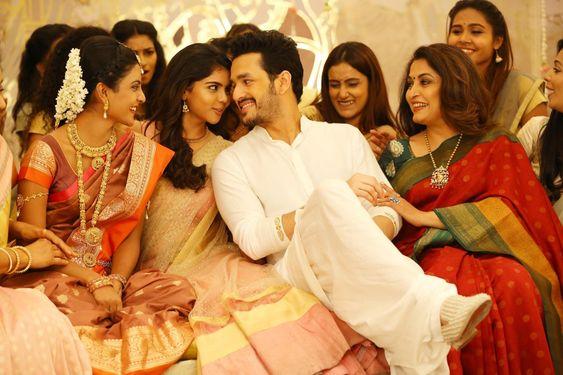 Hello Movie Stills – Akhil Akkineni, Kalyani Priyadarshan