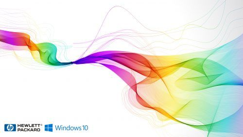 Windows 10 Oem Wallpaper For Hp Laptops 08 0f 10 Hp And Windows 10 Logo In Colorful Background Hd Wallpapers Wallpapers Download High Resolution Wallpap Background Hd Wallpaper Windows 10 Aesthetic Desktop Wallpaper