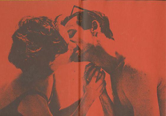 Eros endpapers, Summer 1962