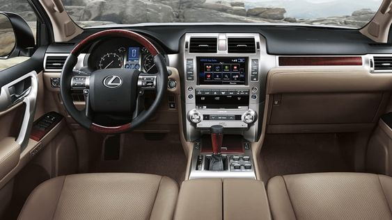 2020 Lexus Gx 460 Interior Lexus Gx Lexus Gx 460 Lexus