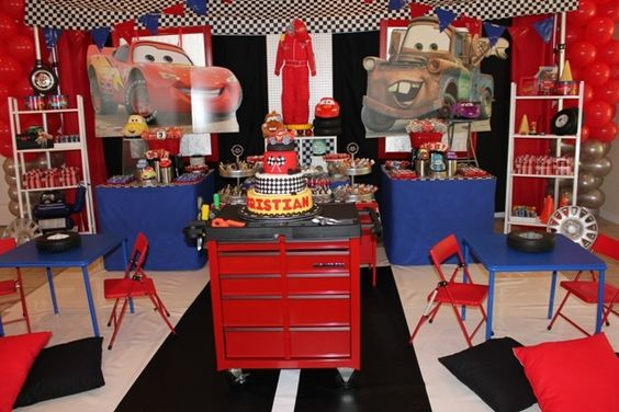"Disney ""Cars"" Theme - WOW!"