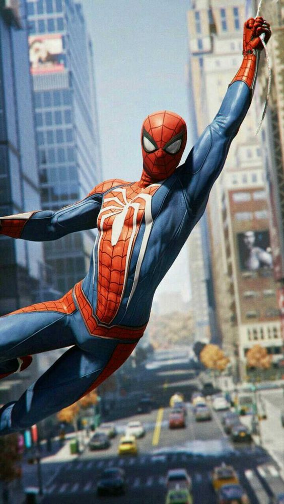 #ps4 marvels Spider-Man waiting....