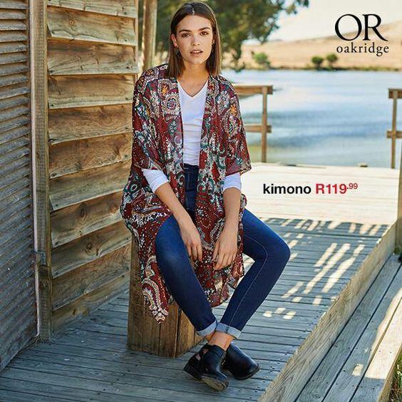 Printed kimono @mrpfashion #myORwinter
