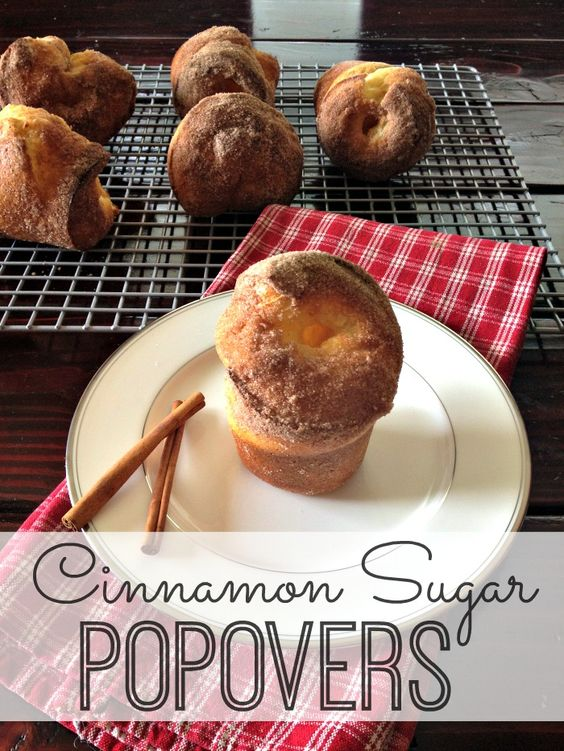 Cinnamon, Sugar and Desserts on Pinterest