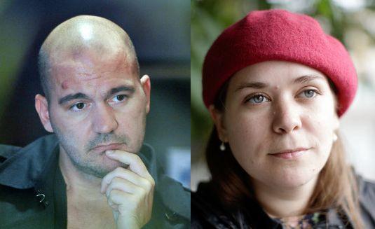 """Stefanie Sargnagel und Thomas Glavinic fingerhakeln nach einem """"Falter""""-Kommentar von Klaus Nüchtern auf Facebook. Gegenstand ist – wen wundert's – nur kaum die Literatur"""