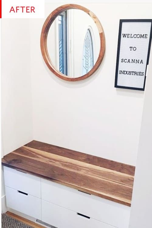 Before And After This Ikea Hack Is Every Organized Person S Dream