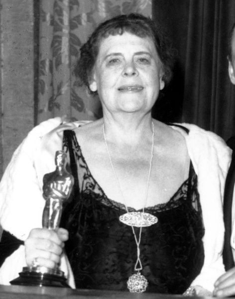 "Marie Dressler - Best Actress Oscar for ""Min and Bill"" 1930-31"