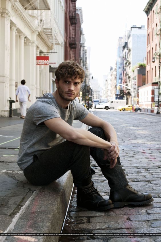 James Dornan (born 1 May 1982) is a Northern Irish actor, model, and musician. Dornan had a relationship with actress Keira Knightley from 2003 to 2005.He married English actress and singer-songwriter Amelia Warner in a country house in Somerset on 27 April 2013.In June 2013, the couple confirmed they were expecting their first child,and Warner gave birth to a girl in late November 2013.