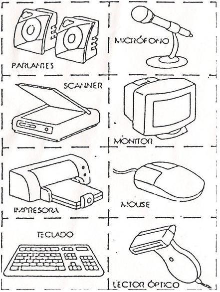 Dibujo Jpg 441 586 Libros De Informatica Computadora Para Colorear Tecnologia Para Ninos