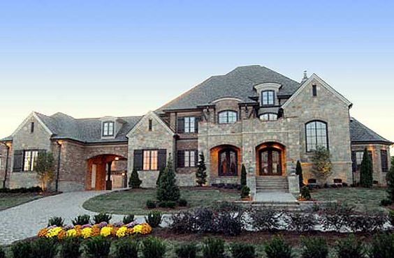 Plan 67115gl french country estate home plan luxury for European estate house plans